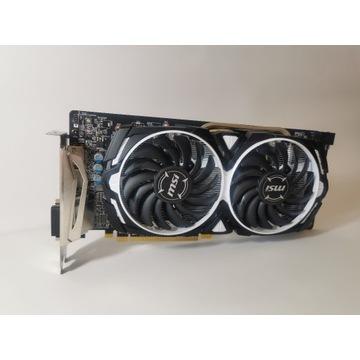 MSI Radeon RX 580 ARMOR OC 8GB GDDR5 256-bit