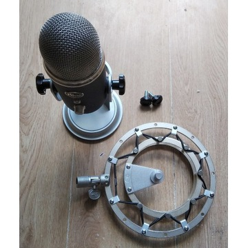Mikrofon Blue Yeti Pro + Blue Microphones Radius