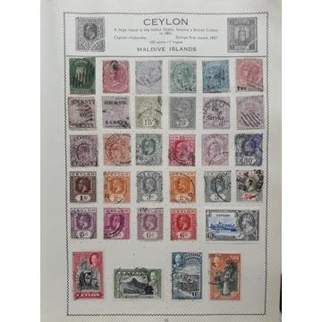 GB - kolonie angielskie - Ceylon