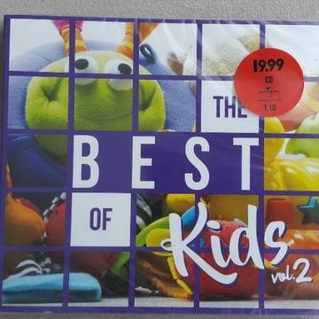 CD The Best Of Kids Vol. 2