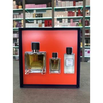 Zestaw Męski Perfum Terre D'Hermes 75ml edp