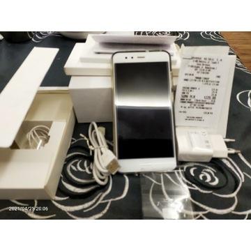 Huawei P10 Lite biały cały komplet stan bdb