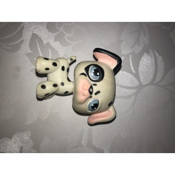 Littlest Pet Shop Dalmatyńczyk UNIKAT