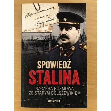 Spowiedź Stalina Christopher Macht