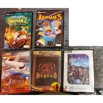 Diablo 1 - cd w pudełku, część 1