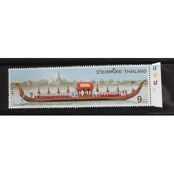 Znaczki czyste Tajlandia z 1997r MI1818 Łodzie