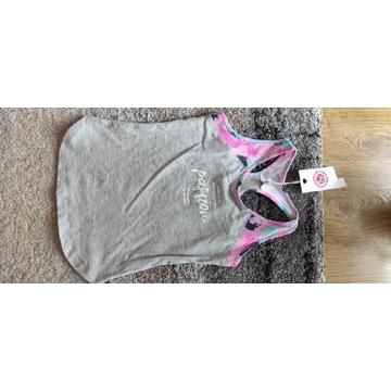 Top, bluzka na ramiączkach r 140.   5 10 15