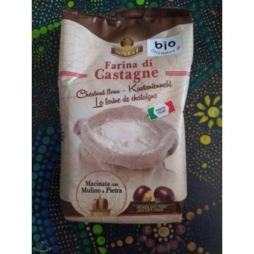 Mąka KASZTANOWA 0,5 kg