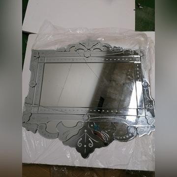 lustro 100 x 100 cm