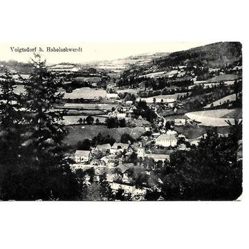 Wójtowice, (Voigtsdorf), 1919 rok.