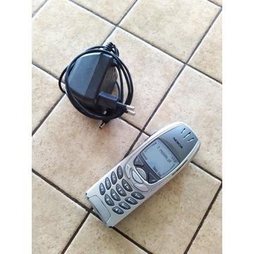 Nokia 6310i PL menu Ładowarka bez simlocka