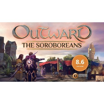 Outward The Soroboreans DLC KLUCZ STEAM PC