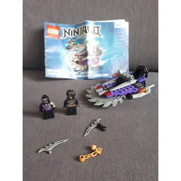 Lego Ninjago 70720 pojazd