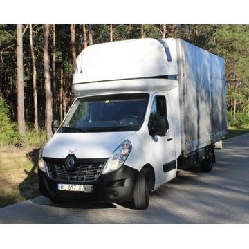 Renault Master 2.3, 170KM, 2018r - Plandeka 8EP