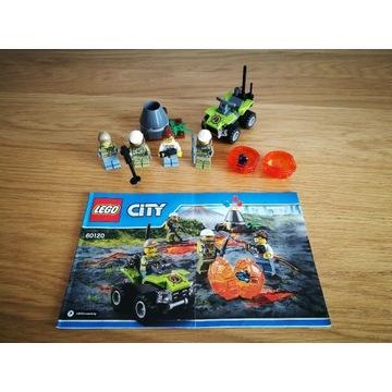 Lego City 60120, 60106, 60171, 60163