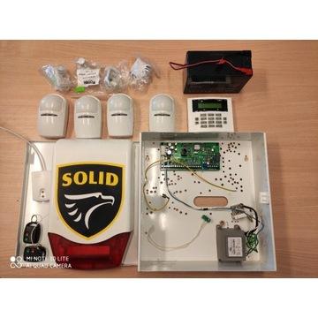 zestaw alarmowy ca-5 lcd czujniki i piloty