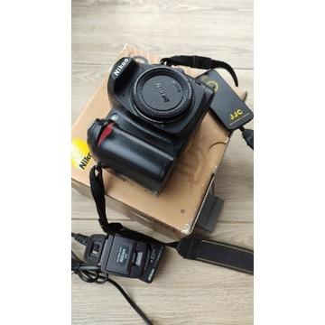 Nikon D50 body plus akcesoria