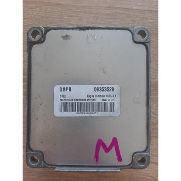 Sterownik Opel DBPB 09353529