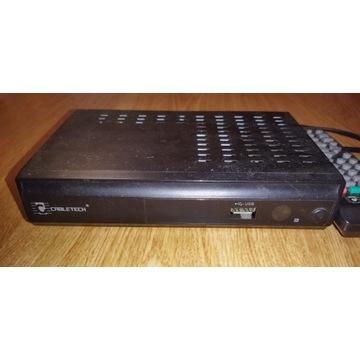 Tuner dekoder Cabletech URZ0083 DVB-T z pilotem