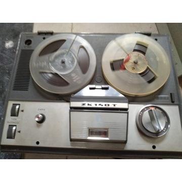 Magnetofon szpulowy Unitra GRATKAdla kolekcjonerów