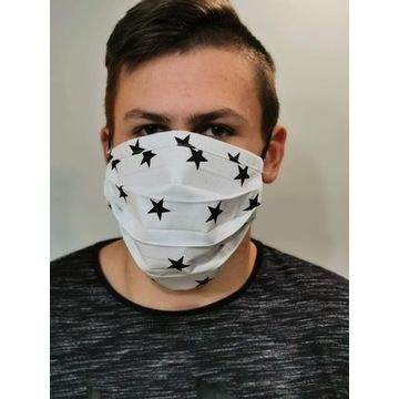 Maska maseczka 10szt masek 35zł