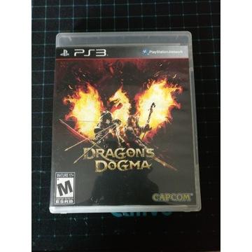 Dragons Dogma na PS3 JPN/ENG