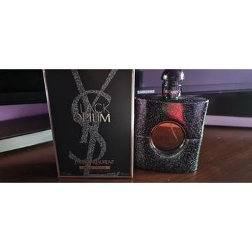 Perfumy damskie Yves Saint Laurent black opium