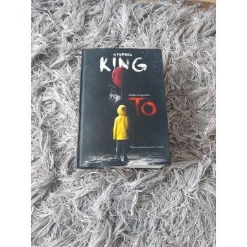 """Stephen King """"To"""" nowa, twarda oprawa"""