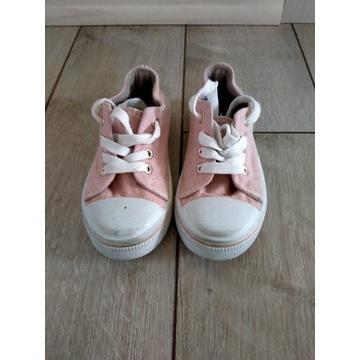Zestaw bucików na lato dla dziewczynki rozmiar 29