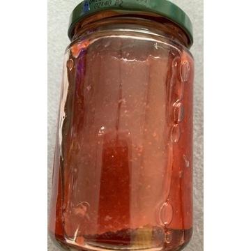 Dżem truskawkowy domowy 220g