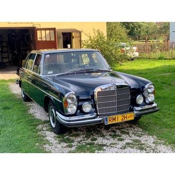 Mercedes Benz 300 SEL W 109 UNIKAT!