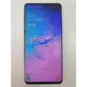 Samsung s10 uszkodzony