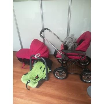 Wózek Roan Marita Prestige + Fotelik samochodowy