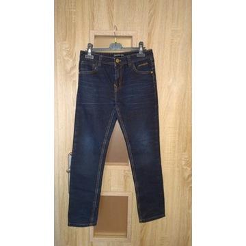 Spodnie jeans r. 152