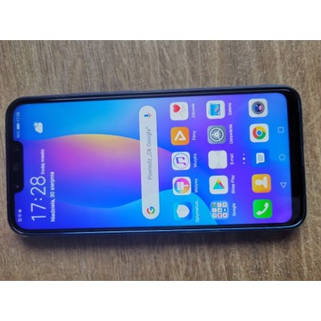 Smartfon HUAWEI P Smart+ Purpurowy