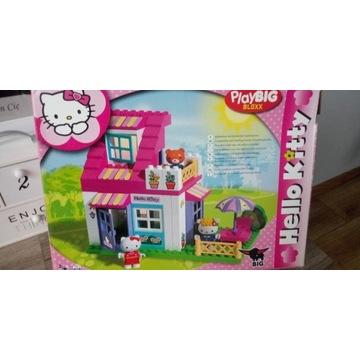 Klocki Hello Kitty Dom