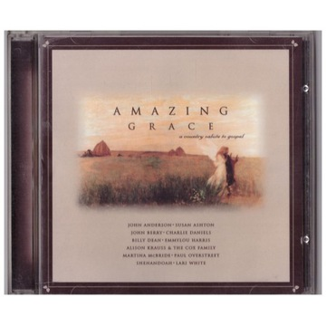 Amazing Grace, płyta CD