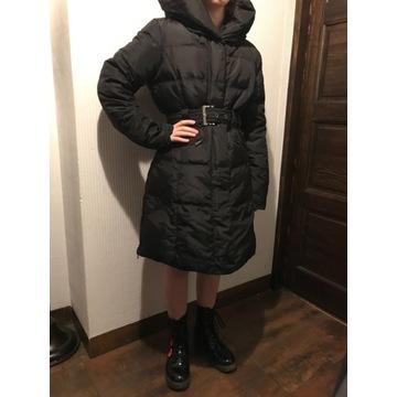 Zimowy pikowany płaszczyk Zara. Jak nowy.