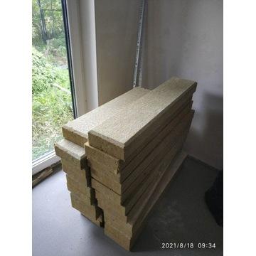 Rockwool Stroprock G płyty wełna garażowa 8*100*20