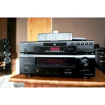 Amplituner Denon Avr 390 HDMI wzmacniacz kino domo