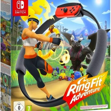 Ring Fit Adventure Nintendo Switch NOWY