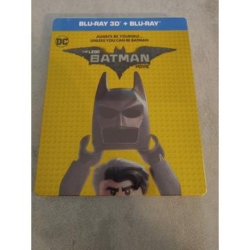 Lego Batman 3D Steelbook