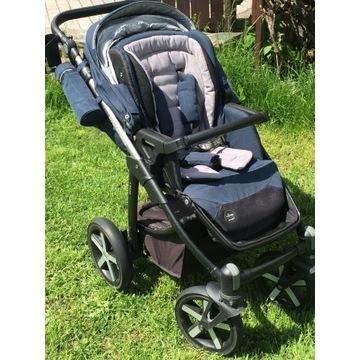 Wózek Babydesign Husky + fotelik MaxiCosi