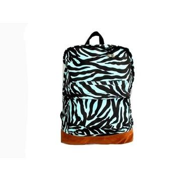 Sinsay plecak zebra