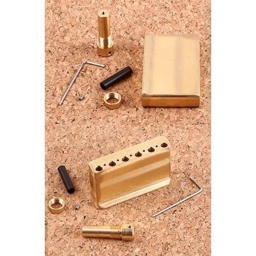 ## Mosiężny blok tremolo do Fender Squier PRS ESP