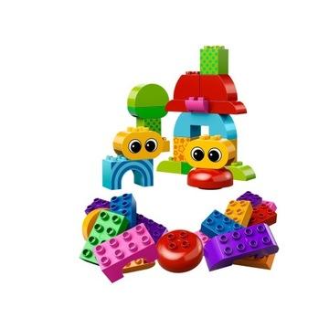 -= LEGO DUPLO 10561 - ZESTAW POCZĄTKOWY =-