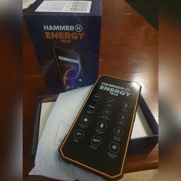 myPhone Hammer Energy 18/9 orange + black