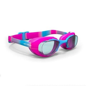 OKULARKI PŁYWACKIE okulary do pływania NABAIJI