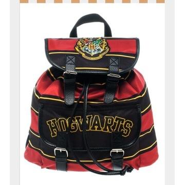Plecak Harry Potter HOGWARTS czarno-czerwony