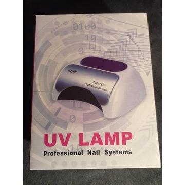 Lampa UV CCFL+LED 48W